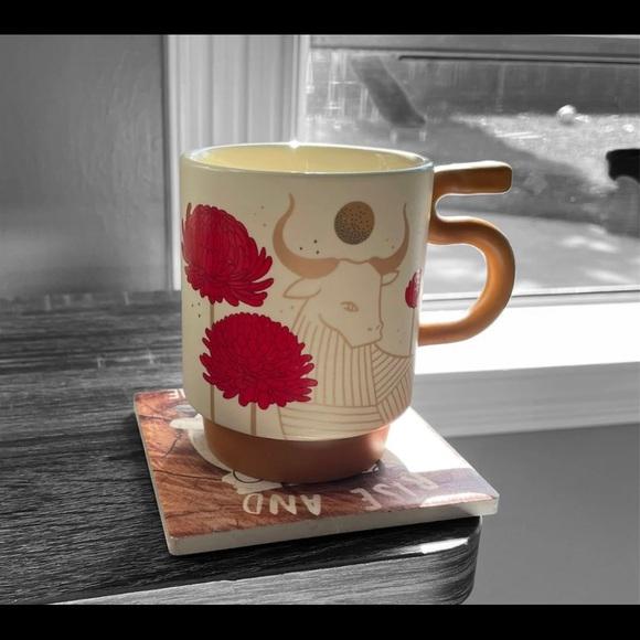 ☕️Starbucks Year of the Ram 2021 mug ☕️